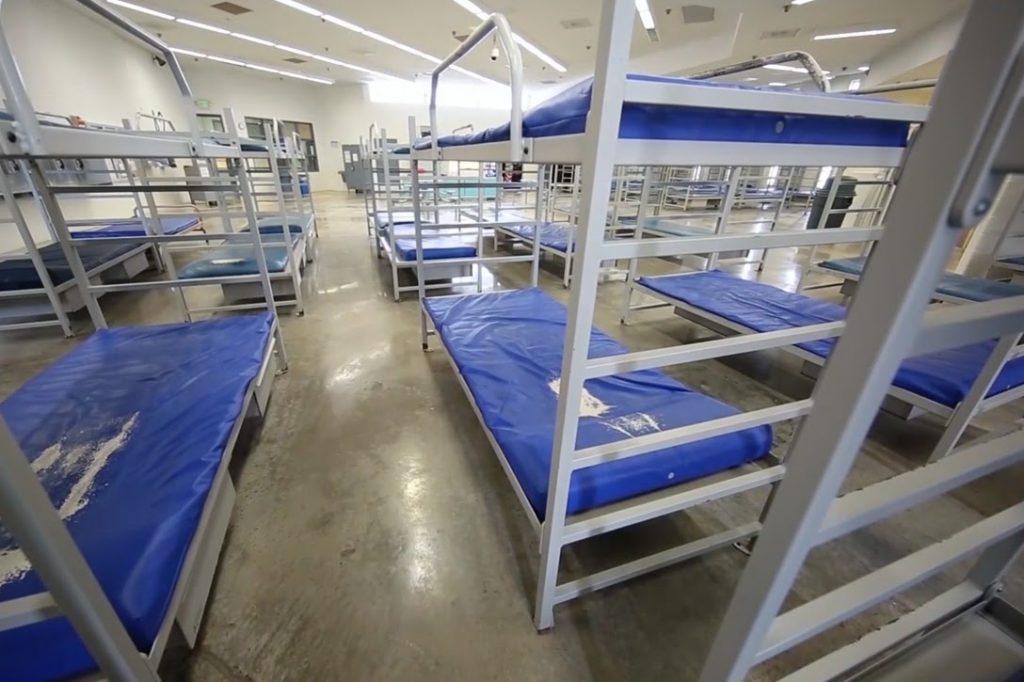 Port Isabel Detention Center, Dormitory