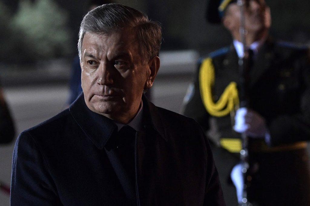Shavkat Mirziyoyev, Tashkent