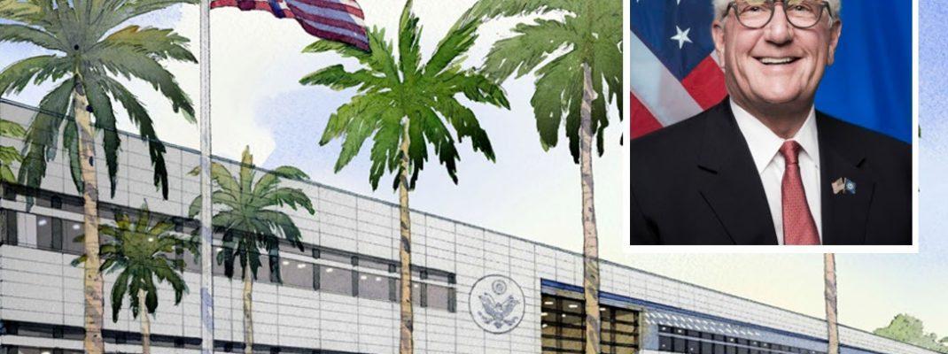 David T. Fischer, US Embassy Rabat