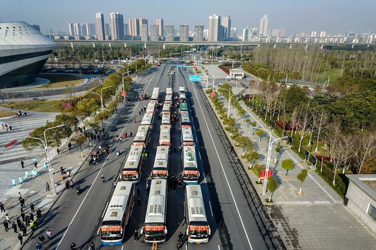 Xiaogan City, China