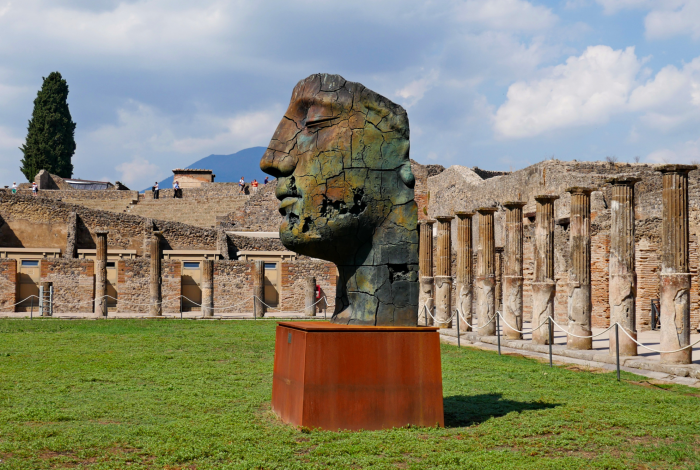 Pompeii, ancient Rome, recycling innovation