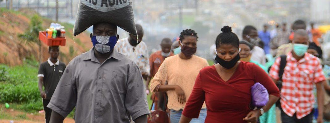 COVID-19, Lagos Nigeria