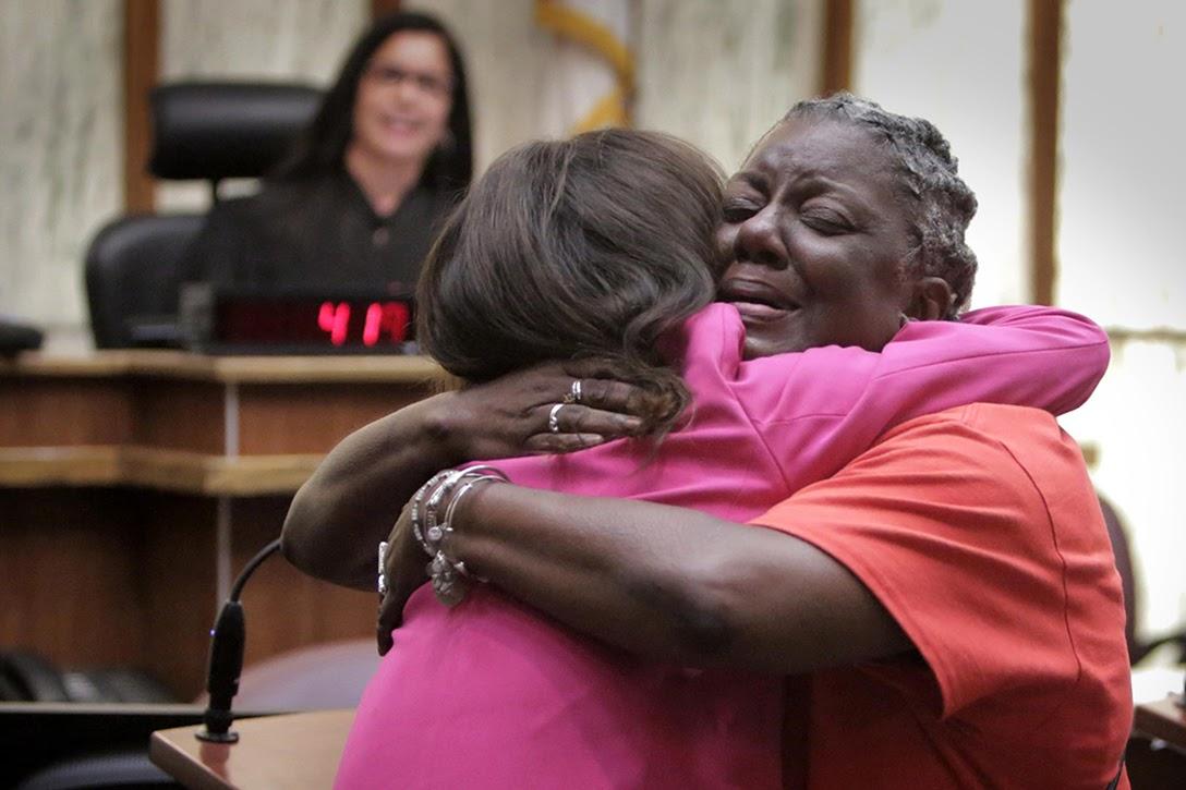 Carmen Brown, Katherine Fernandez Rundle, Amendment 4