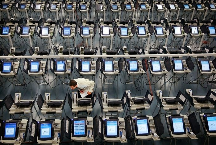 Deibold, voting machines, Shelby County, TN