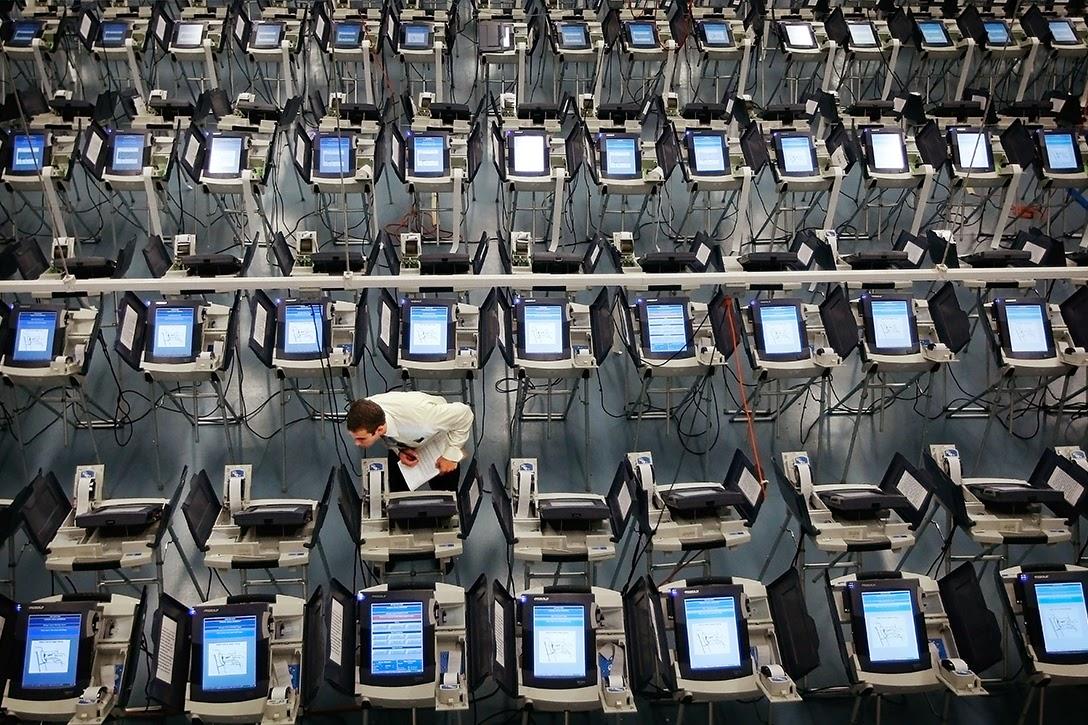 Deibold, voting machines, Shelby County, TN
