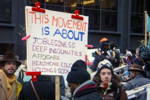 Joblessness, Deep Inequalities