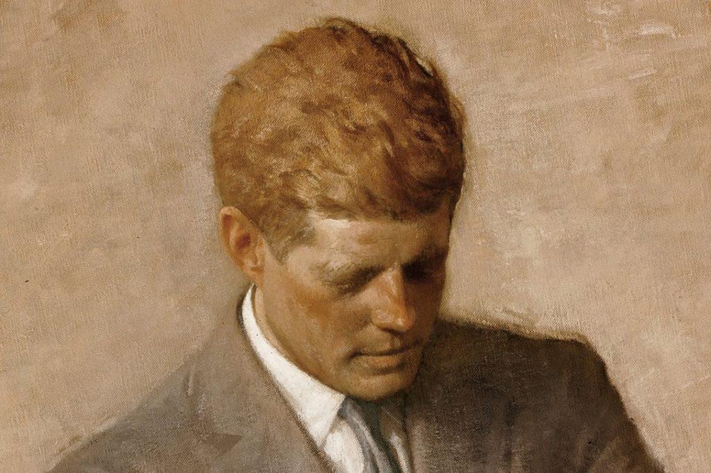 JFK Official Portrait