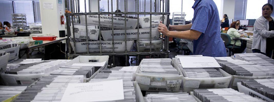 mail, ballots, LA County