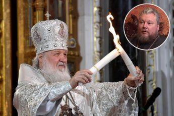 Patriarch Kirill, Archpriest Ageikin