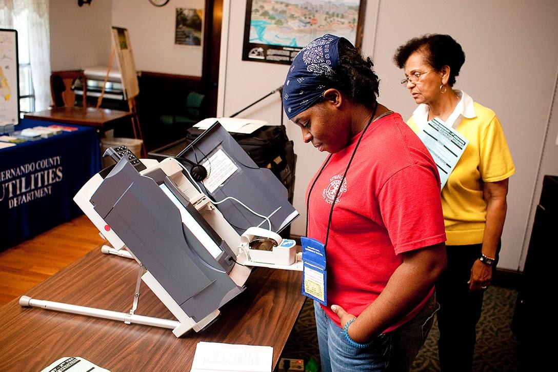 Poll Workers, Brooksville, FL