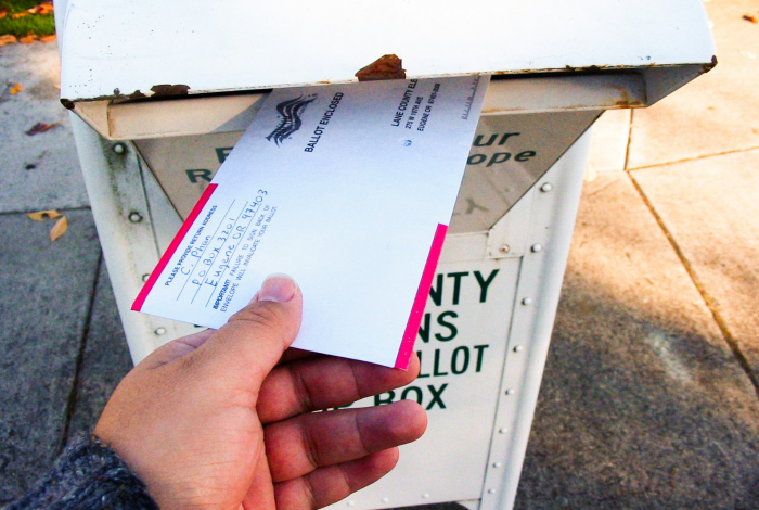 US voting, mail, GOP