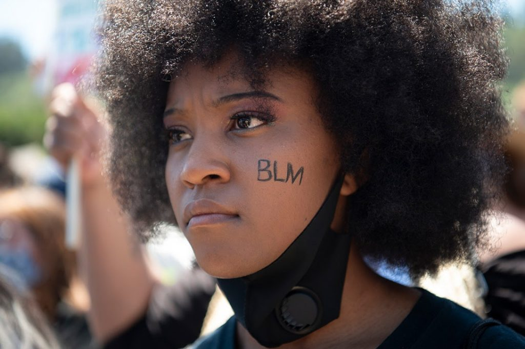 Black Lives Matter, Marin County