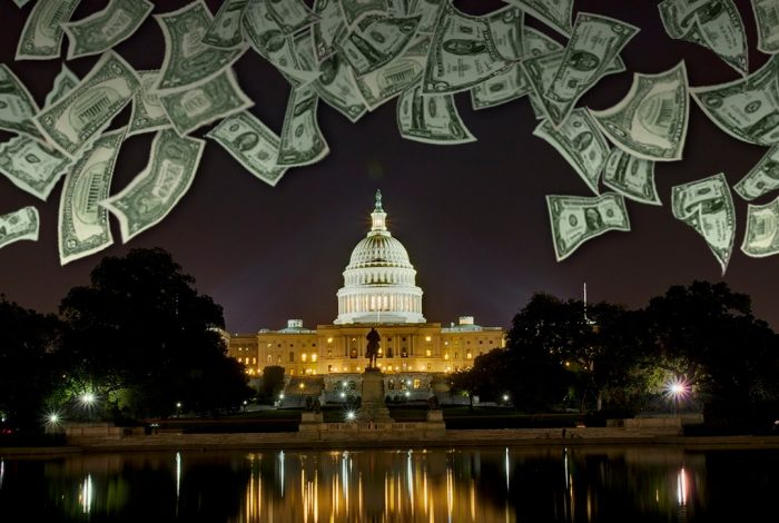 dark money, US Capitol