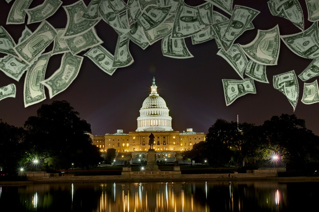 dark money, US Capitol