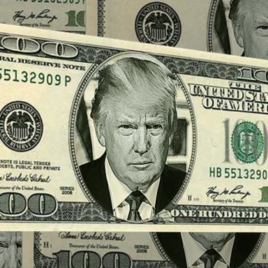 Our Counterfeit President