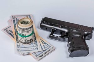 Gun and Money Against Covid19