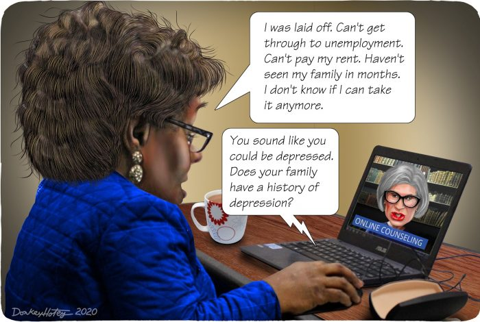 COVID-19, mental health