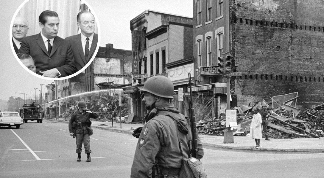DC, MLK, riots