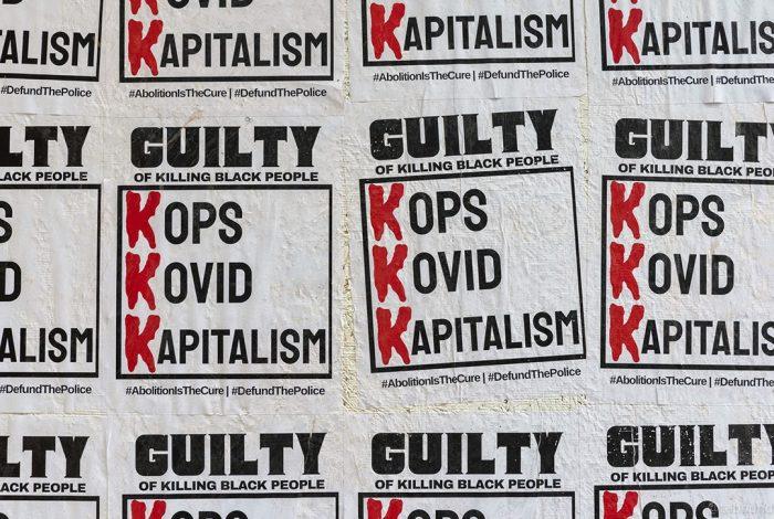 Kops, Kovid, Kapitalism