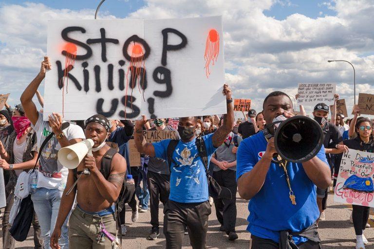 Milwaukee, protest, George Floyd