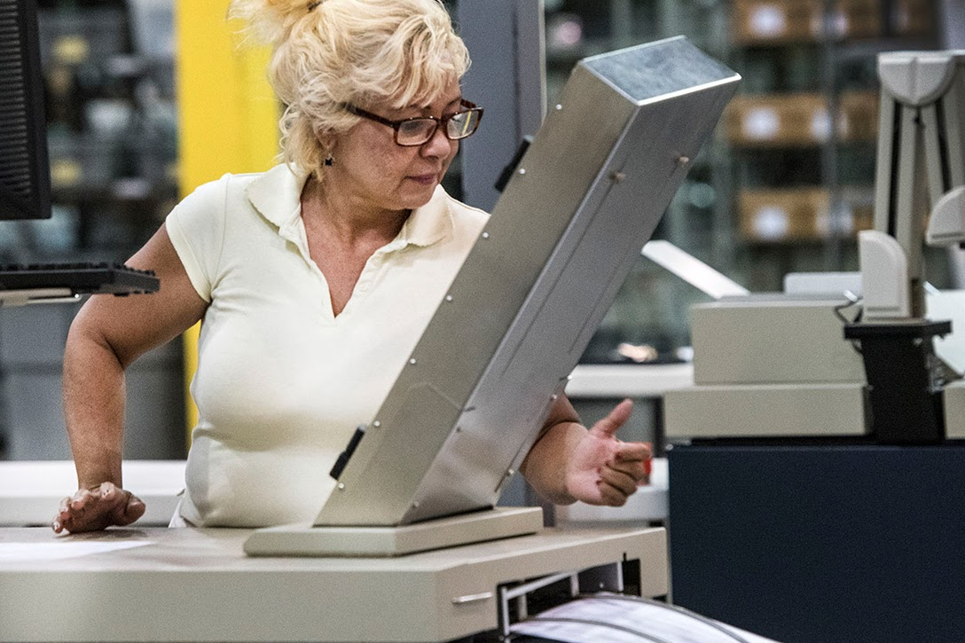Vote-by-mail, ballots, Florida