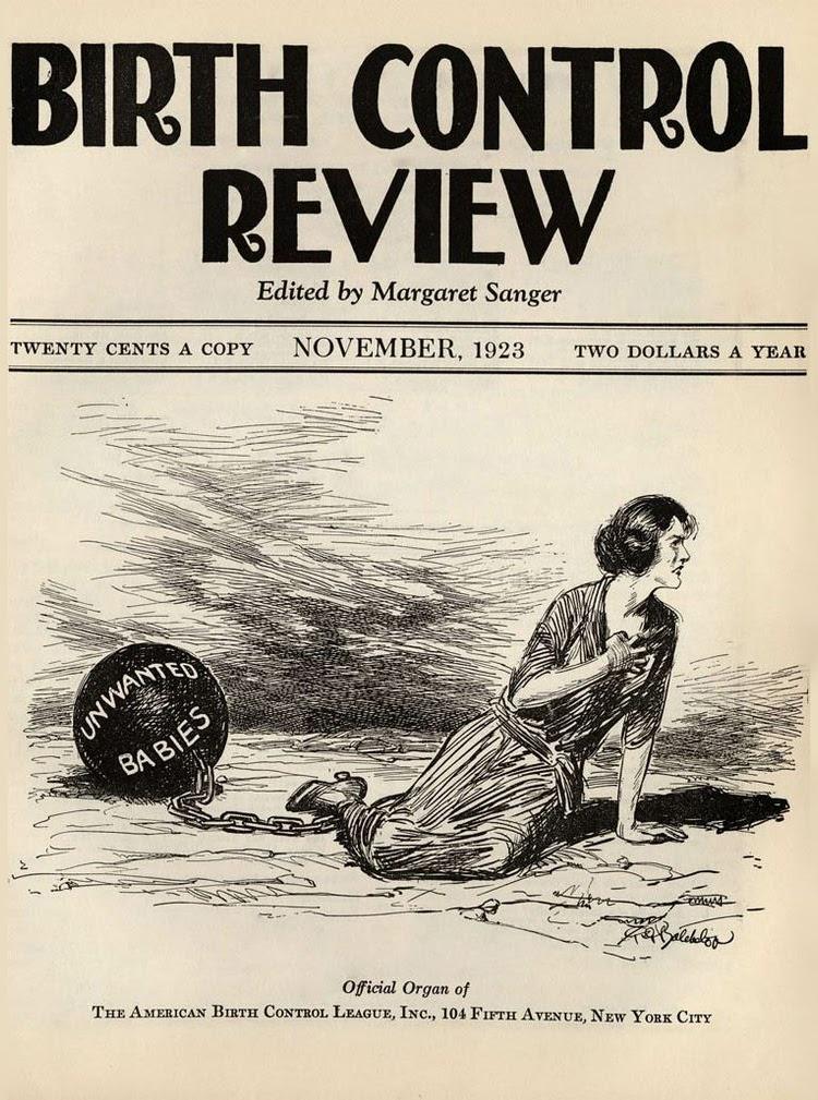 Birth Control Review, Margaret Sanger