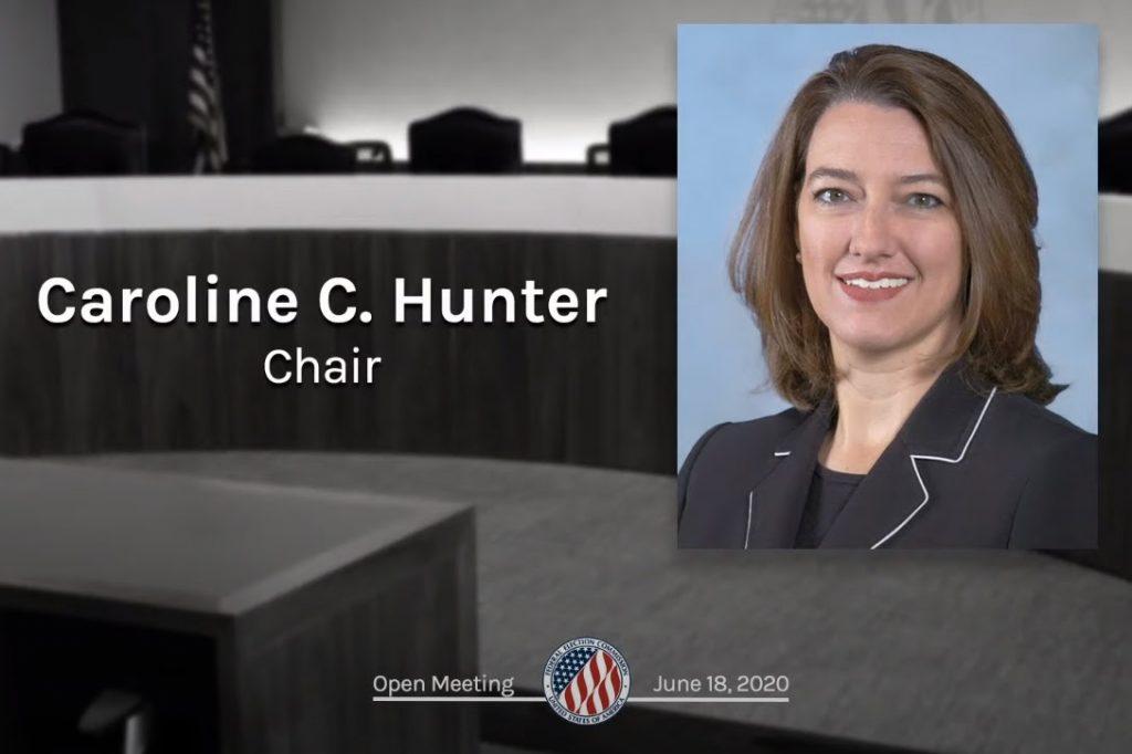Caroline C. Hunter