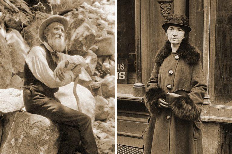 John Muir, Margaret Sanger