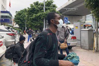 Nigerians, Guangzhou, COVID-19