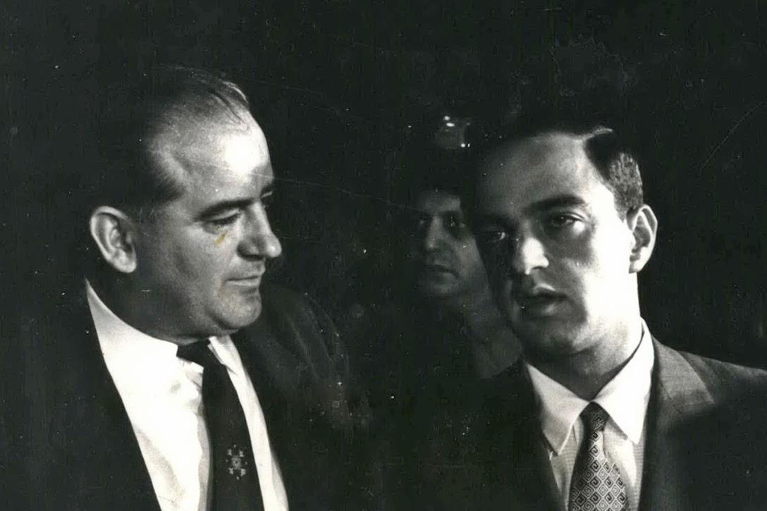 Roy Cohn, Joseph McCarthy, Army-McCarthy Hearings