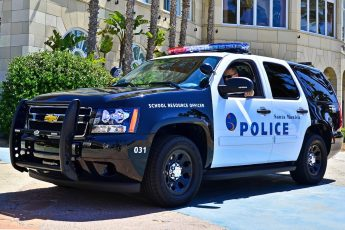 Santa Monica Police, School Resource Officer