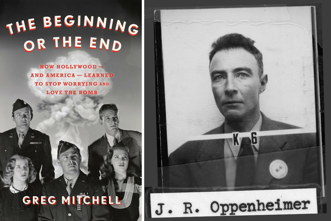 The Beginning or the End, JR Oppenheimer