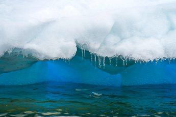 Antarctica, methane leak, climate change