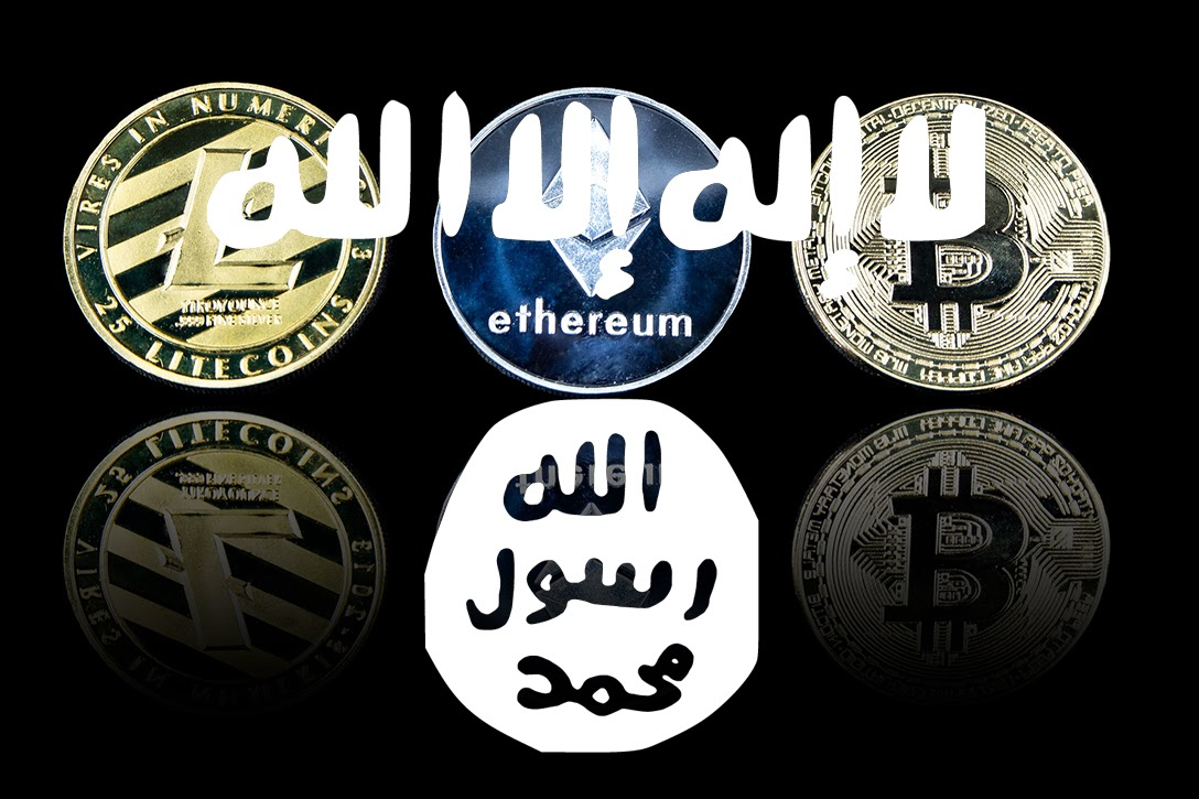 cryptocurrency, Islamic State, Mozambique