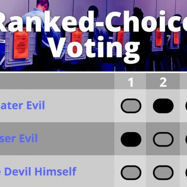 America Decides 2020: Ranked-Choice Voting, Explained