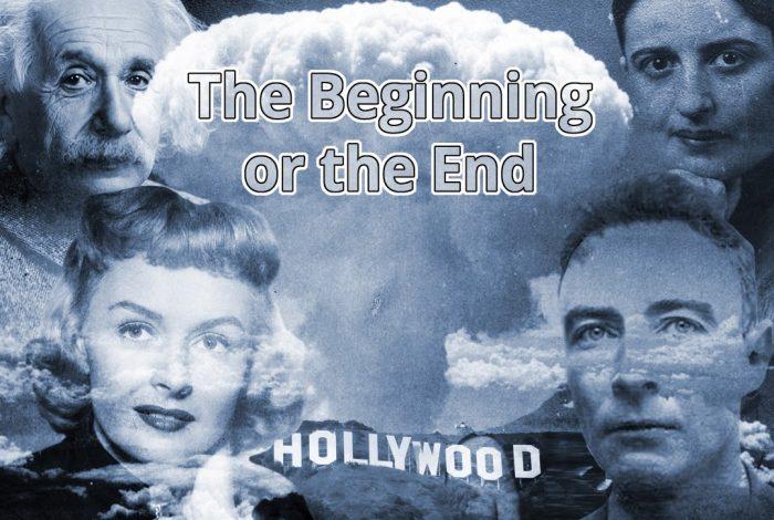 Albert Einstein, Donna Reed, Ayn Rand, J Robert Oppenheimer, Hollywood, Hiroshima