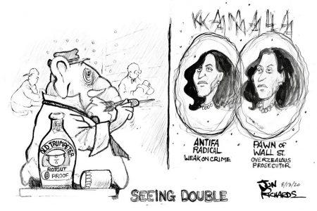 Republicans, Kamala Harris