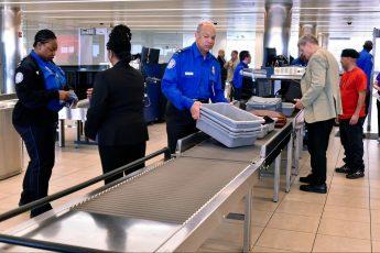 guns, air travel, checkpoints, rise