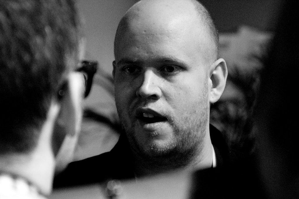 Daniel Ek, LeWeb11