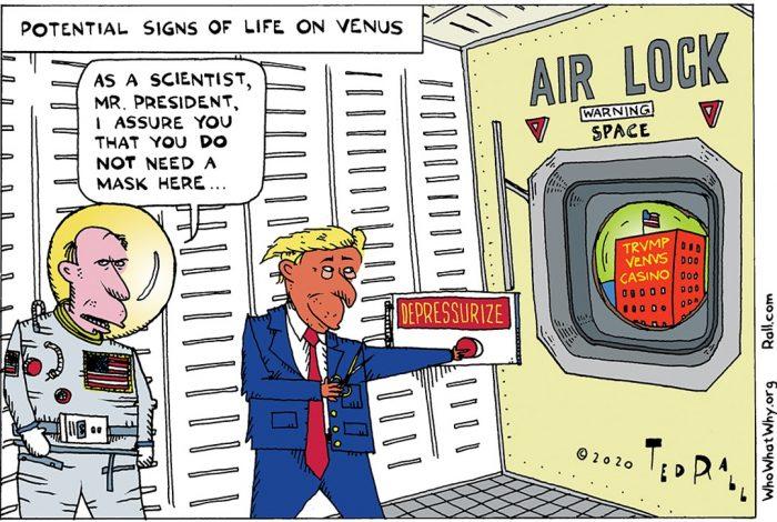 onald Trump, Venus