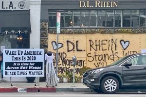 Looting, Black Lives Matter, protest,