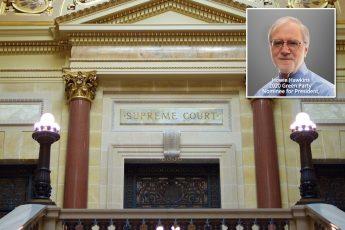 Wisconsin Supreme Court, Howie Hawkins