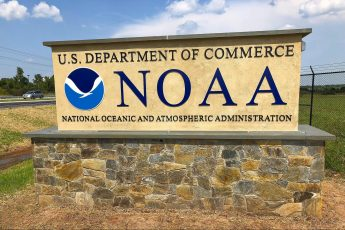 NOAA, climate denier, David Legates, top role