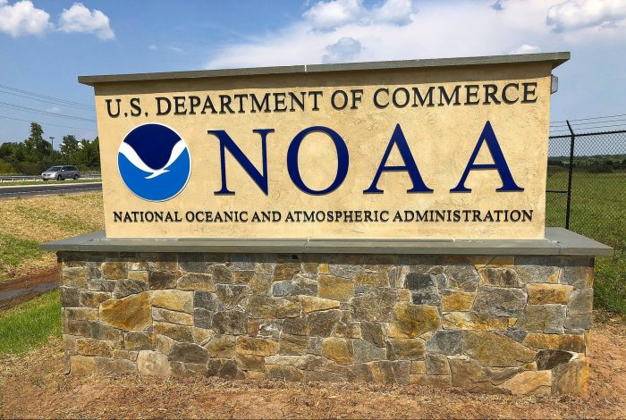 NOAA, climate denier, David Legates, top role
