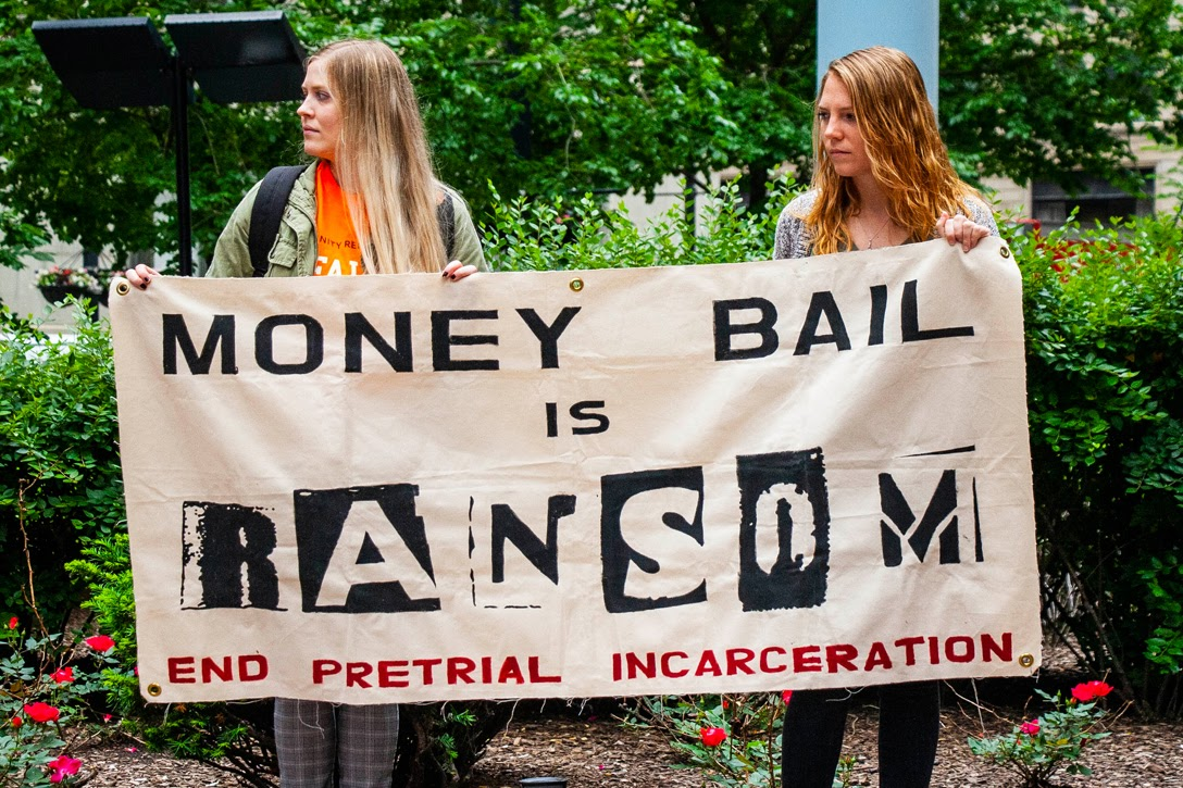 Money Bail Is Ransom
