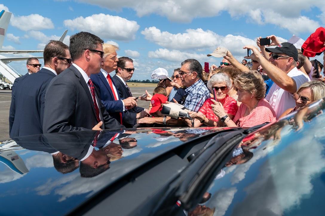 Donald Trump, Florida, Villages
