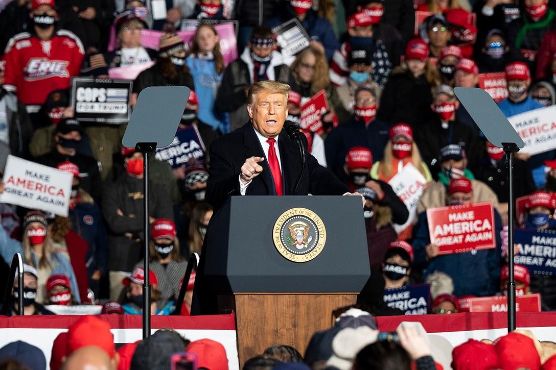 Donald Trump, Pennsylvania