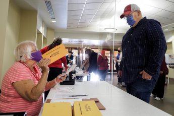 Iowa, early voting