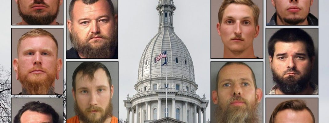 Michigan, domestic terrorists