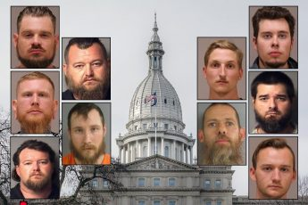 Michigan, domestic terrorists